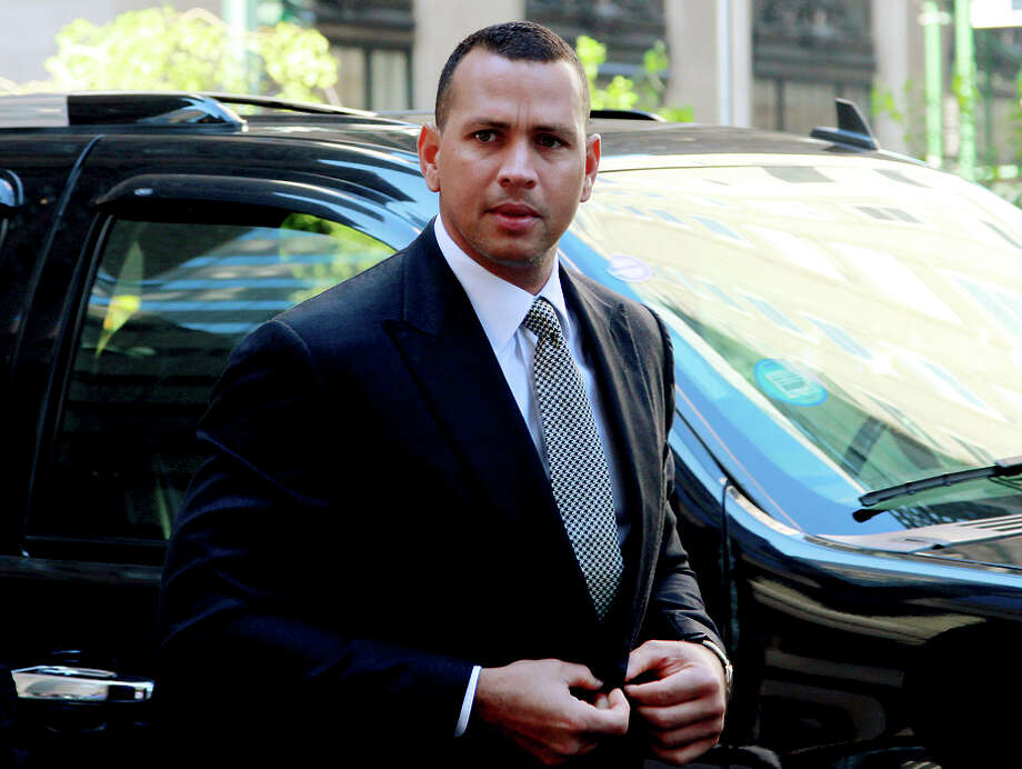 Alex Rodriguez, coming off a year-long suspension, is slated to be the Yankees' designated hitter. Photo: DAVID KARP / Associated Press / FR50733 AP