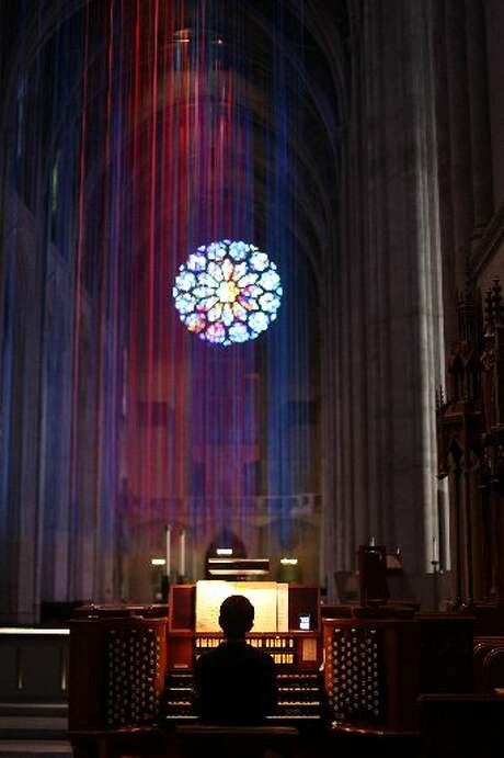 Grace Cathedral proclaims 2015 the Year of Technology