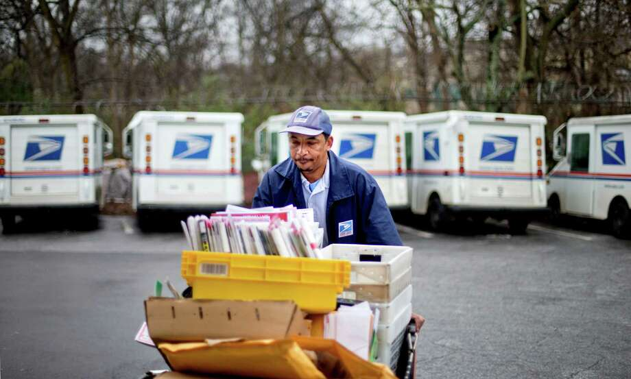 Postmaster General Megan Brennan said Friday that a top priority of the agency is replacing its aging fleet of trucks, some of which are more than 20 years old. Photo: David Goldman, STF / AP