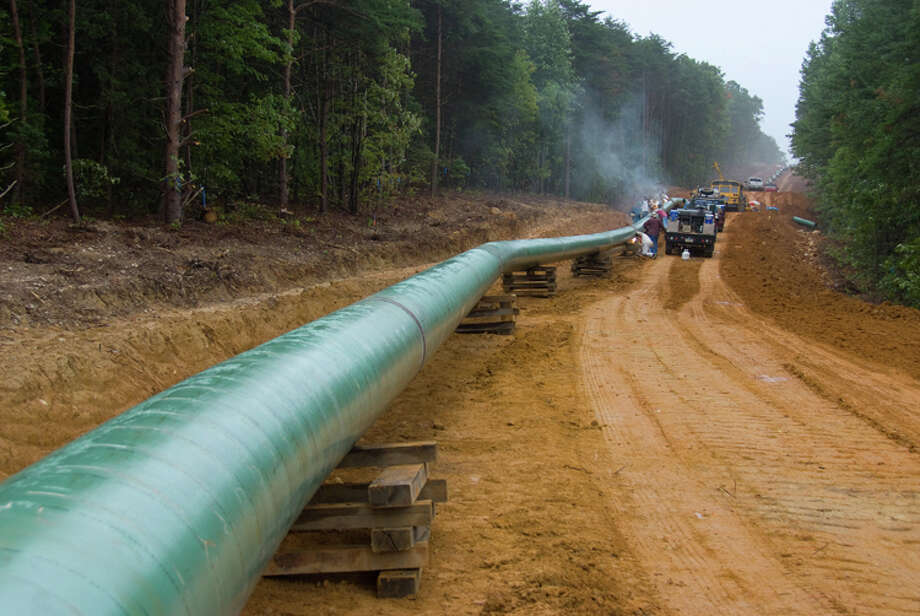 Regulatory delays and lower commodity prices are delaying construction of needed pipeline infrastructure, according to testimony at a congressional hearing. (handout photo) Photo: Don Mason / handout