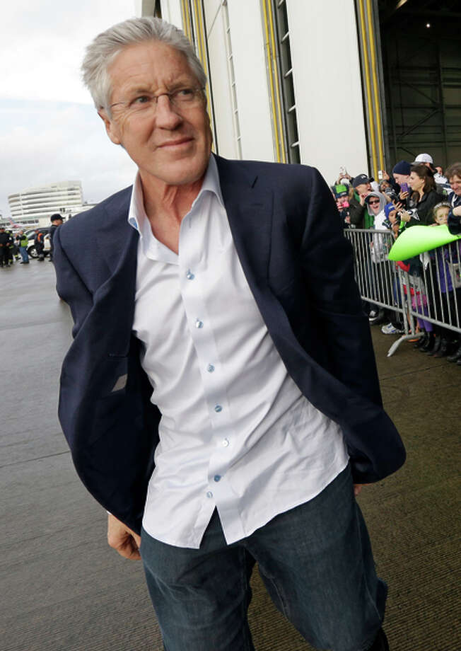 Pete Carroll had an NFL title in reach, but took a pass. Photo: Elaine Thompson / Associated Press / AP