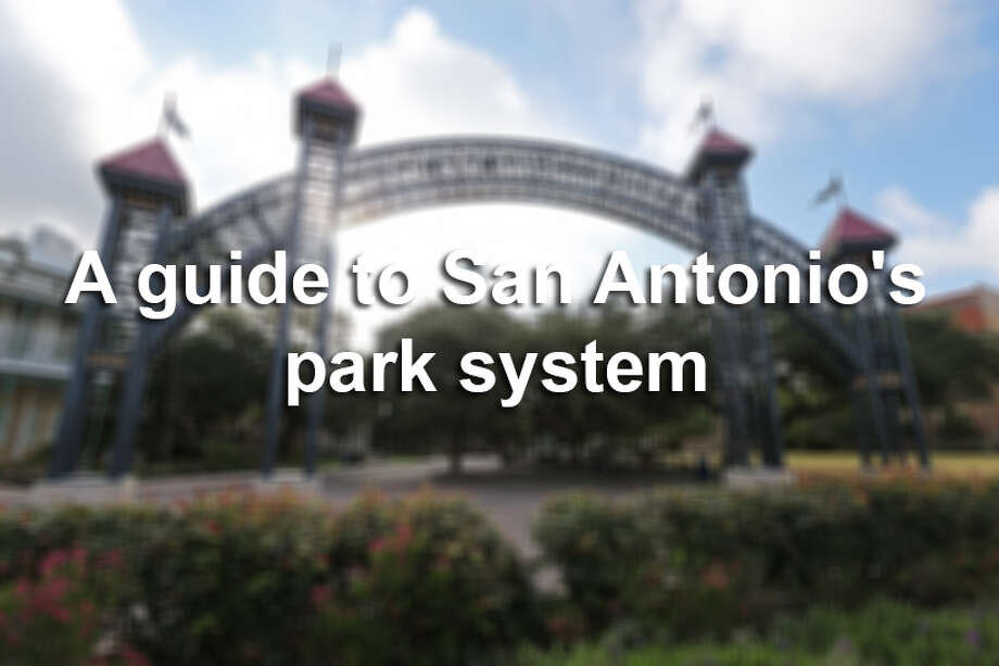 A guide to San Antonio's park system Photo: San Antonio Express-News