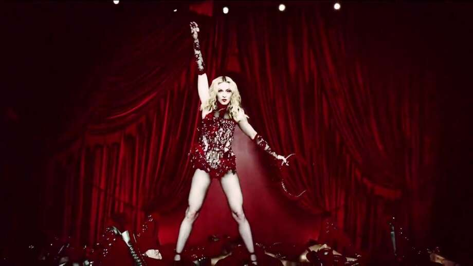 """Review of Madonna's """"Rebel Heart"""" songs. (Performer) Photo: Video Screenshot"""