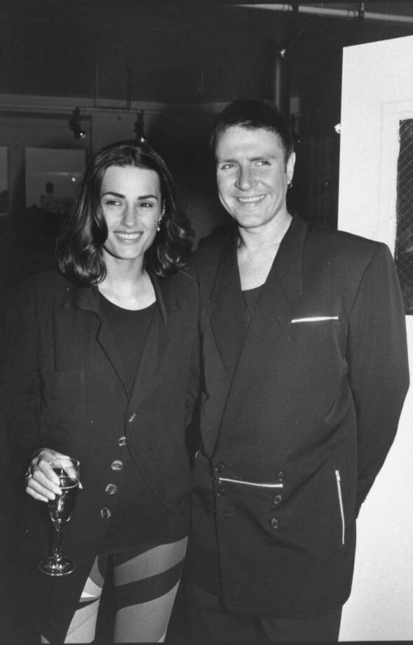 Simon and Yasmin LeBon in 1990. Photo: Robin Platzer, The LIFE Images Collection/Getty