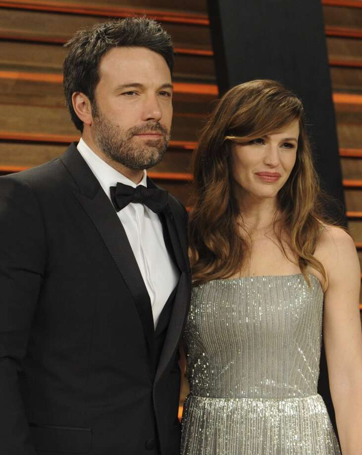 """Actors Ben Affleck met while filming """"Daredevil"""" in 2003, while he was dating Jennifer Lopez and she was married to her former """"Felicity"""" costar Scott Foley. They started dating in 2004 and were married the next year. They have three kids, Violet, Seraphina and Samuel. Photo: Jon Kopaloff, FilmMagic"""