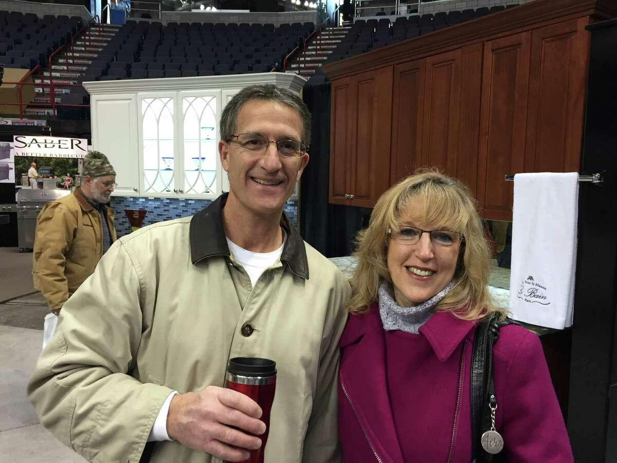 Were you Seen at the 2015 Times Union Home Expo presented by TrustCo at Times Union Center and Empire State Plaza in Albany? The consumer home expo runs through Sunday, Feb. 8. More information at http://timesunionhomeexpo.com