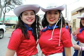S.A. residents filled the streets for the annual Western Heritage Parade & Cattle Drive form the San Antonio Stock Show & Rodeo.
