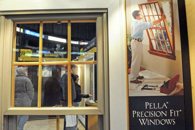 The Pella window display at the Times Union Home Expo at the Times Union Center on Saturday Feb. 7, 2015 in Albany , N.Y.  (Michael P. Farrell/Times Union) Photo: Michael P. Farrell / 00030431A