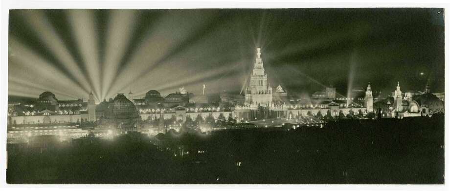 "The Panama-Pacific International Exposition opened on Feb. 20, 1915, in what is now the Marina district of San Francisco, exhibiting to the world that California ""had come of age."" Photo: Unknown / California Historical Society / ONLINE_YES"