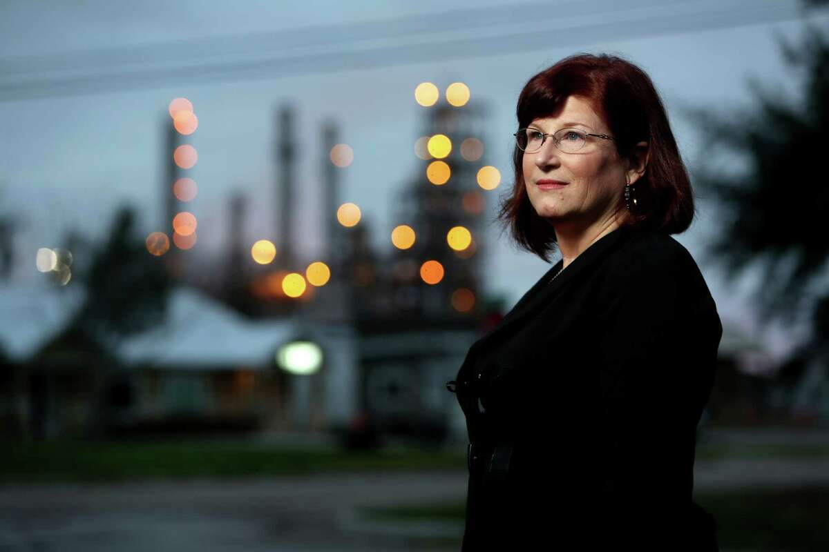 Valli Blair has ministered at the United Methodist Church in Three Rivers for two years, providing support to the oil industry and the community.