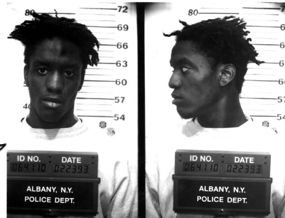 Jeffrey J. Conrad had numerous brushes with Albany police in the 1990s while living in Albany, including weapons possession. Conrad lived in Arbor Hill near Erik Mitchell, a 23-year-old UAlbany student gunned down in February 1997. Photo: None