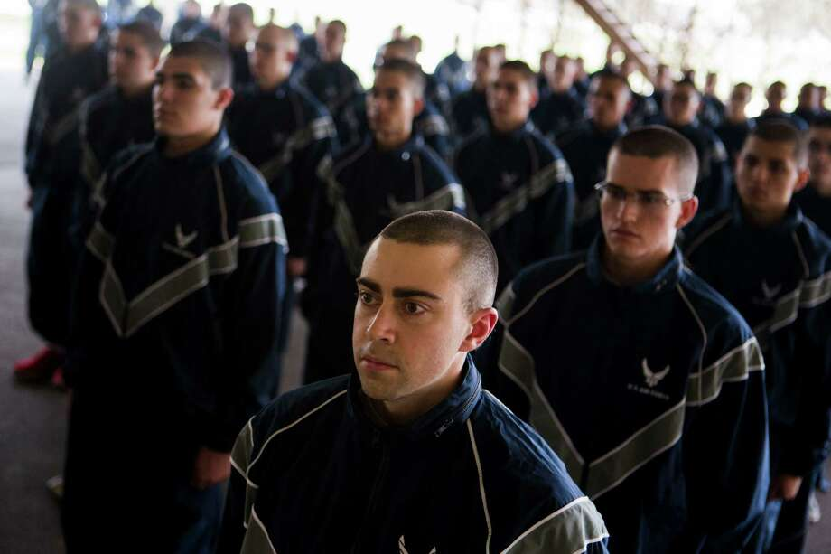 Air Force Launches A Big Change In Basic Training San