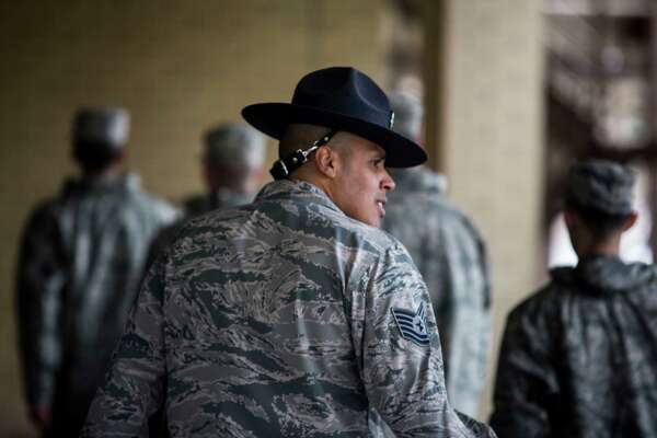 Air Force launches a big change in basic training