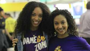 Were you Seen at the 18th Annual Big Purple Growl and Ferocious Feast at UAlbany's SEFCU Arena on Saturday, Feb. 7, 2015?
