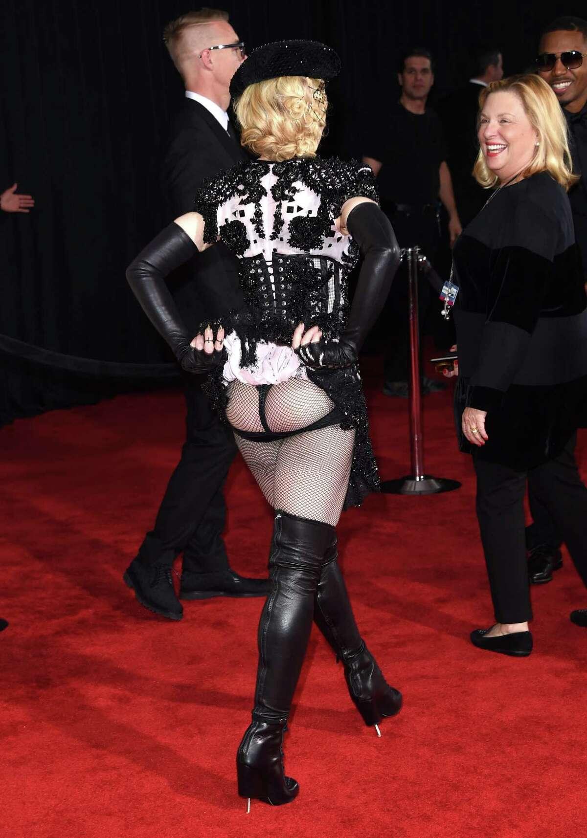 Worst: (Much) more Madonna