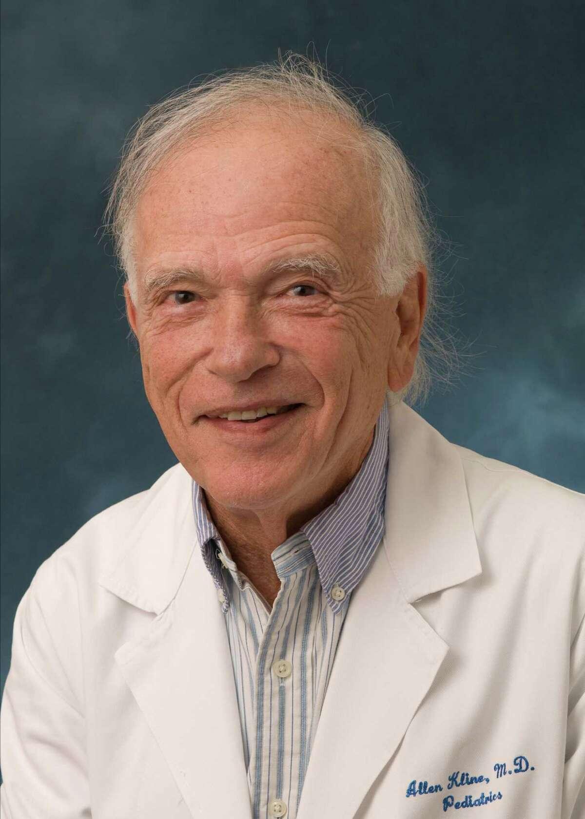 Dr. Allen Kline of Texas Children's Hospital.