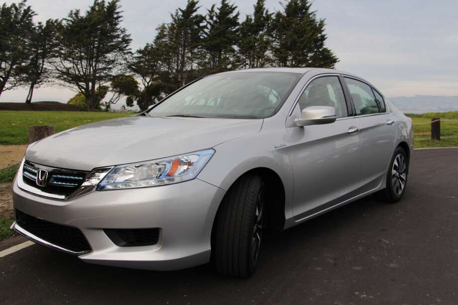 The 2015 Honda Accord Hybrid Touring. (All photos by Michael Taylor)