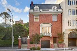 Historic 1735 Franklin St. recently came to market at $9.7 million.
