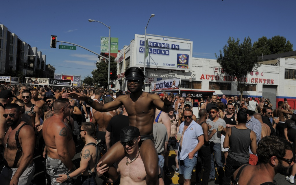 from Nikolai gay festival san francisco back alley