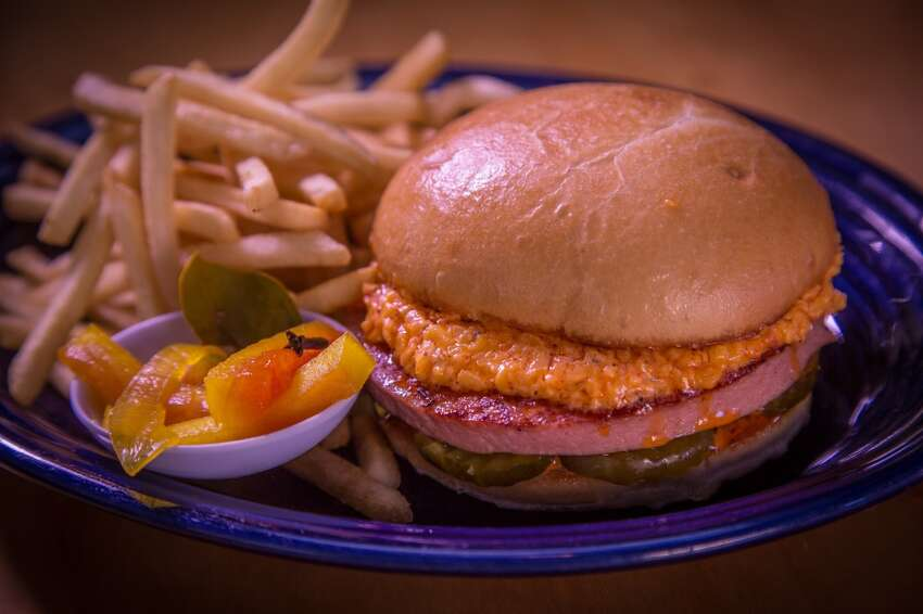 The Bologna sandwich at Brenda's Meat & Three in San Francisco, Calif., is seen on Thursday, January 29th, 2015.