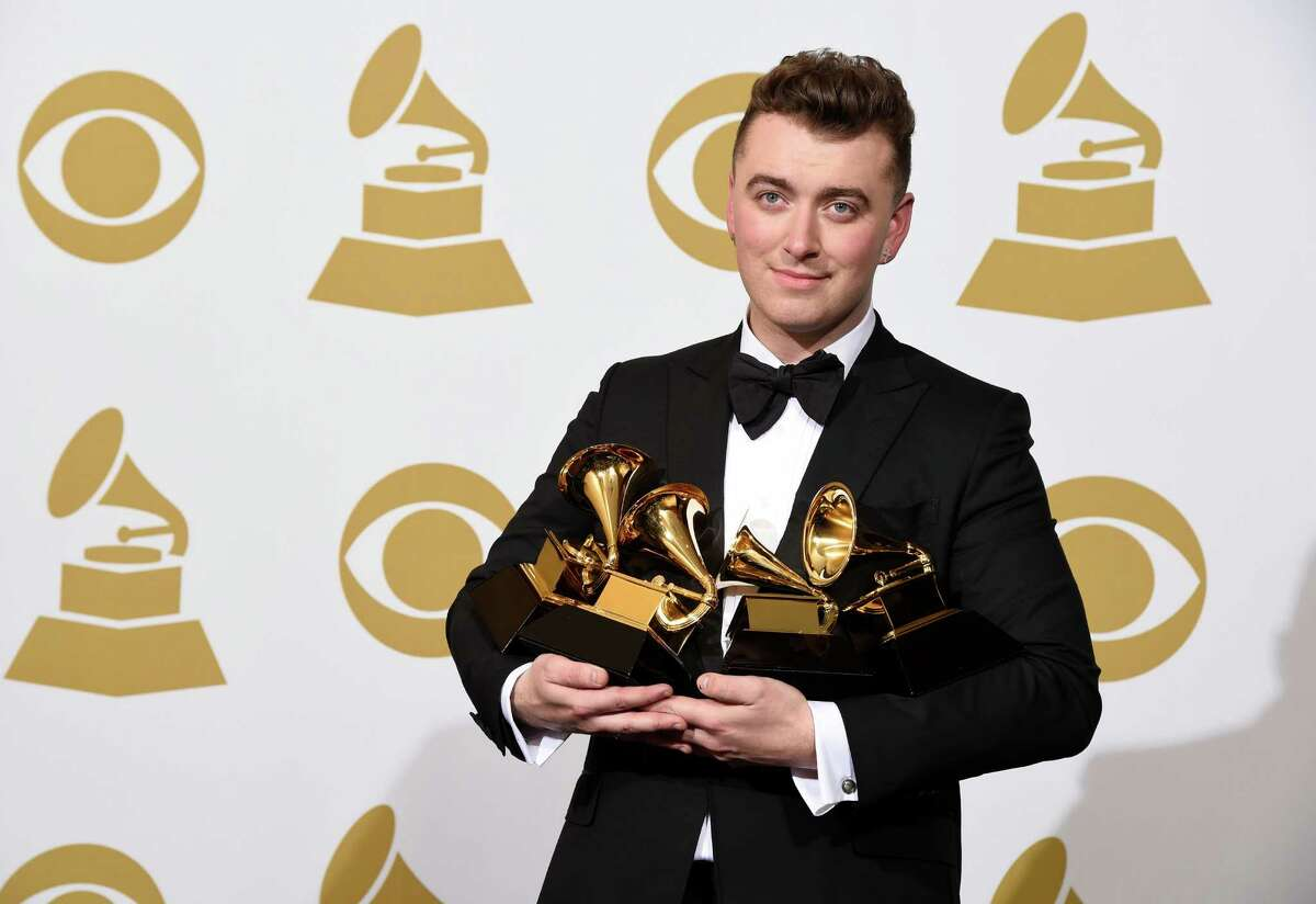 Sam Smith , who won the Grammy for best new artist, best pop vocal album, song of the year and record of the year, is skirting San Antonio for the stage at the Frank Erwin Center this year.