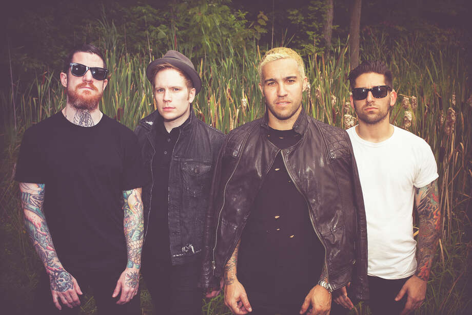 Fall Out Boy. Photo: Courtesy Photo