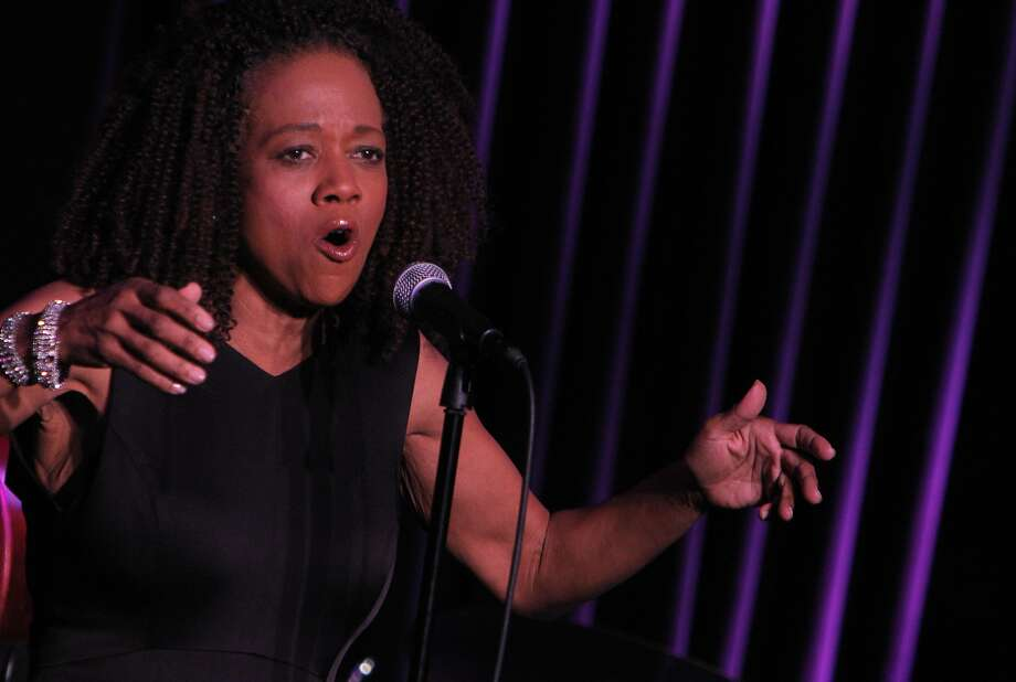 Paula West Review Love Songs With A Twist Sfgate