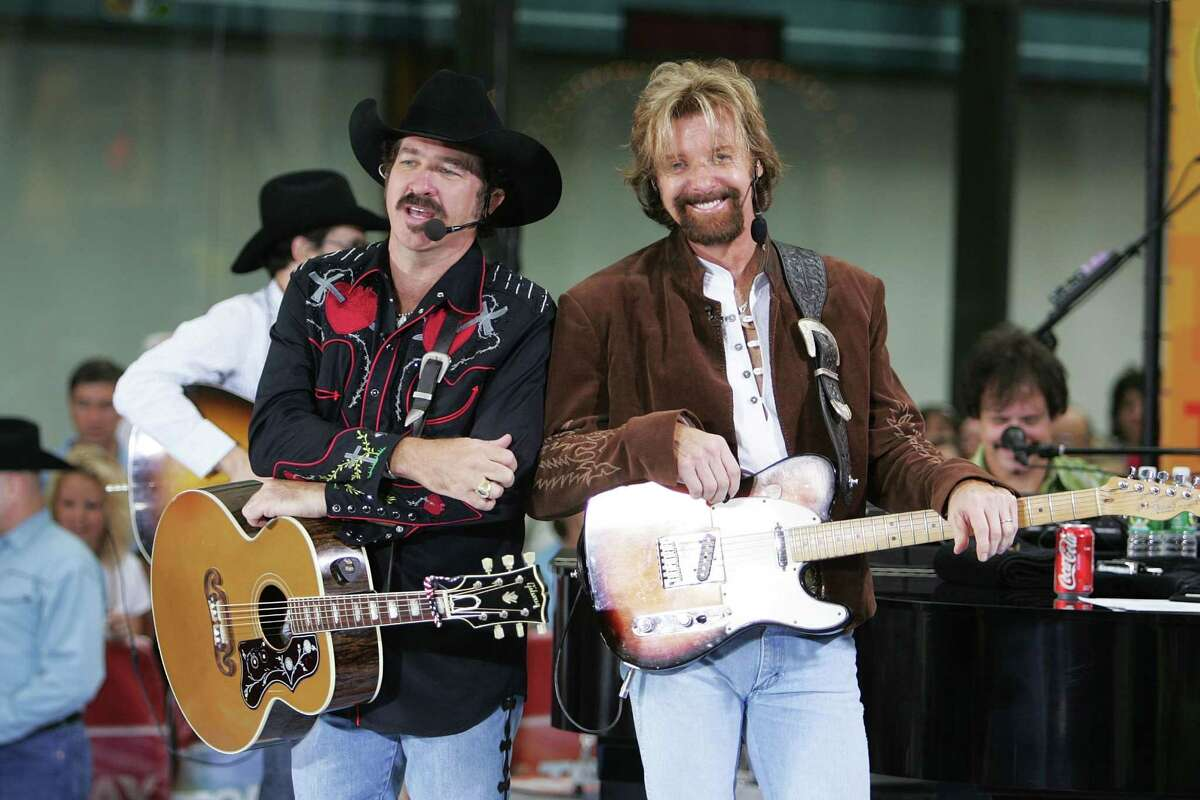 Brooks and Dunn The duo is reunited and playing Vegas later this year with Reba. Their last rodeo appearance was in 2010, capped off an annual run that began in 1992. Houston misses them.
