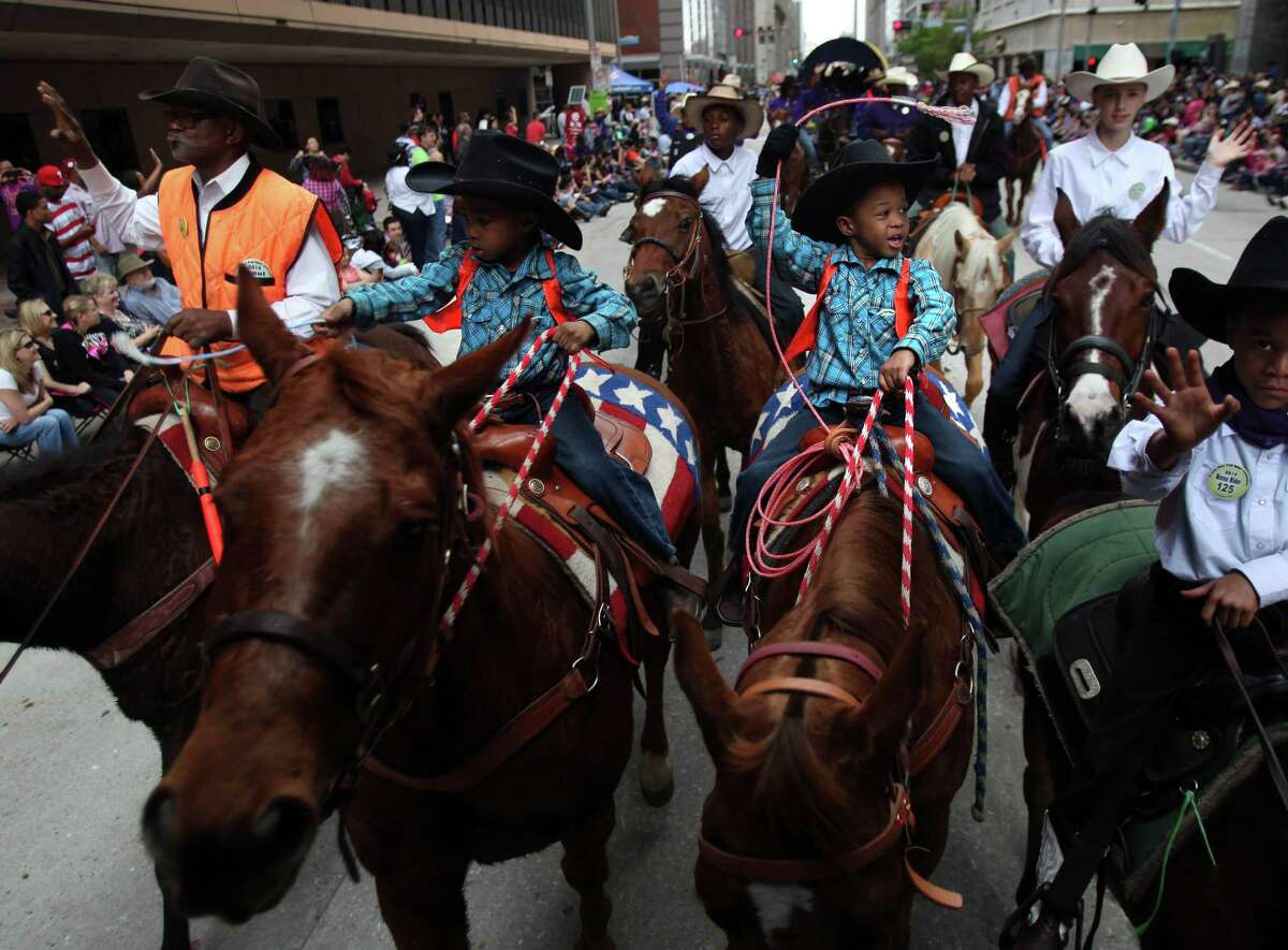 It seems like everyone is heading to RodeoHouston. Trail riders will descend on Memorial Park on Friday, Feb. 23, in time for the parade the next day.