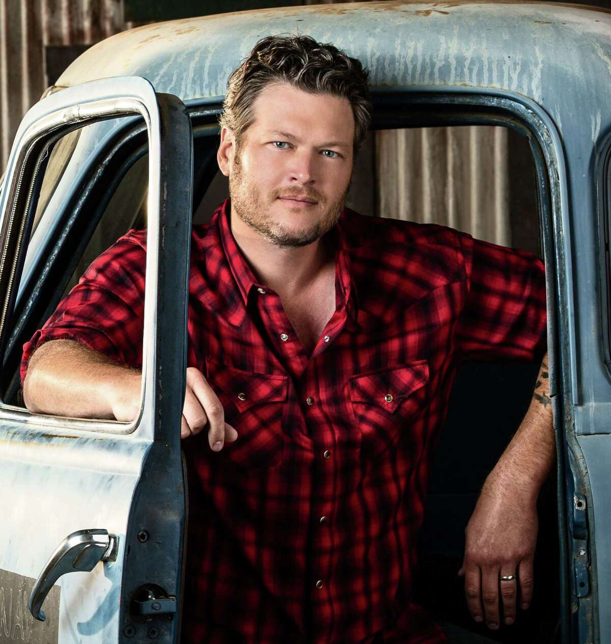"""Blake Shelton was named as People magazine's 2017 """"Sexiest Man Alive."""""""