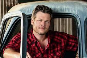 "Blake Shelton  was named as People magazine's 2017 ""Sexiest Man Alive."""