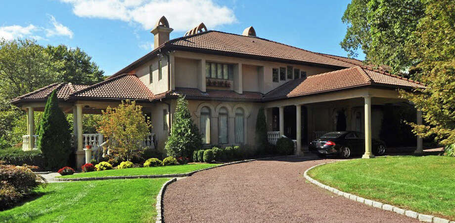 The property owned by singer Michael Bolton is on the market. Photo: Contributed Photo / Westport News