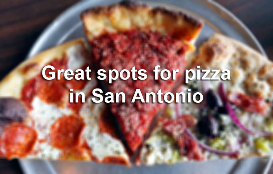 When you're in the mood for a pizza, what's the best style to order? Naples style? New York? Chicago? Something a little different? Save this handy guide so you can navigate your way through the different styles available in San Antonio. Photo: San Antonio Express-News / © 2014 San Antonio Express-News