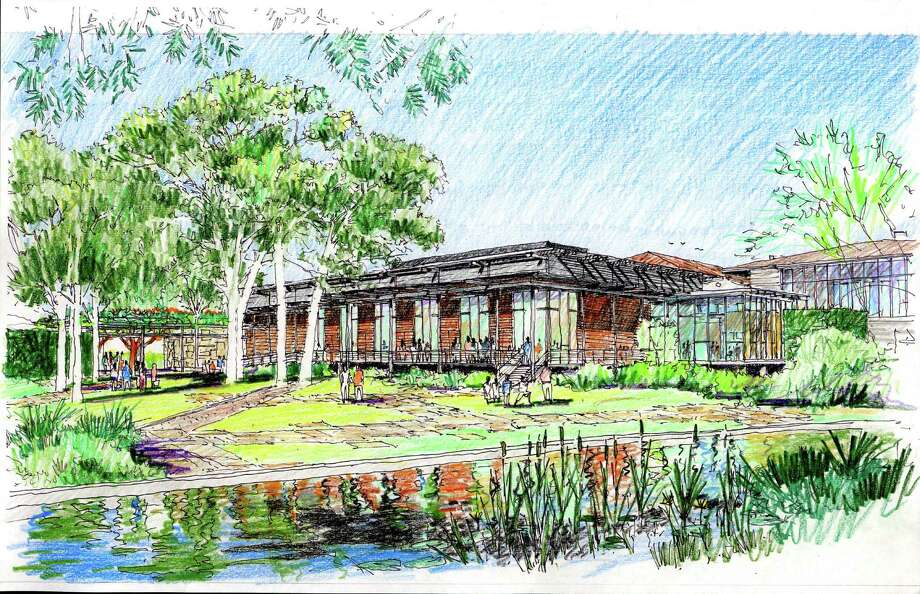 Photo renderings of the new additions to the Witte Memorial Museum in San Antonio. Photo: Rendering Courtesy Of Lakes   Flato Architects, Courtesy Photo