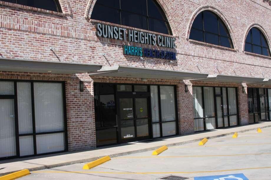La clínica Sunset Heights está ubicada en Airline Drive, en el sector norte de Houston, un vecindario que tiene un alto porcentaje de residentes hispanos. Una de las ventajas del centro es que es de fácil acceso, ya que está muy cerca de la autopista interestatal 45. Photo: Harris Health System