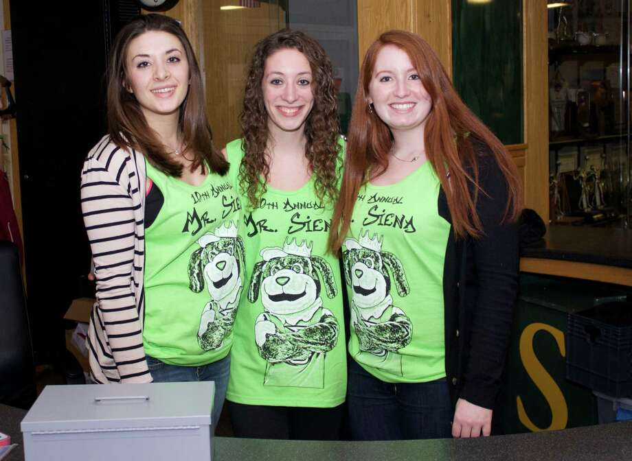 Were you Seen at the 10th Annual Mr. Siena event at the Marcelle Athletic Complex at Siena College in Loudonville on Saturday, Feb. 7, 2015? All proceeds benefit the Siena College chapter of Habitat for Humanity and the Albany Habitat for Humanity affiliate. Photo: 302074009658, Andy Murphy--Siena College