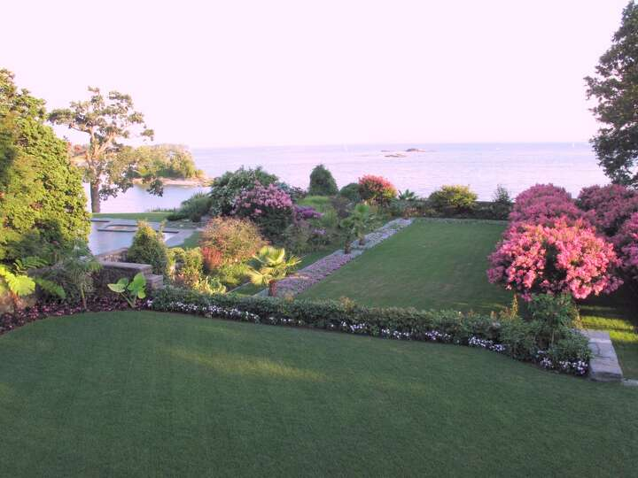 Copper Beech Farm A 50 Acre Compound On The Waterfront Of