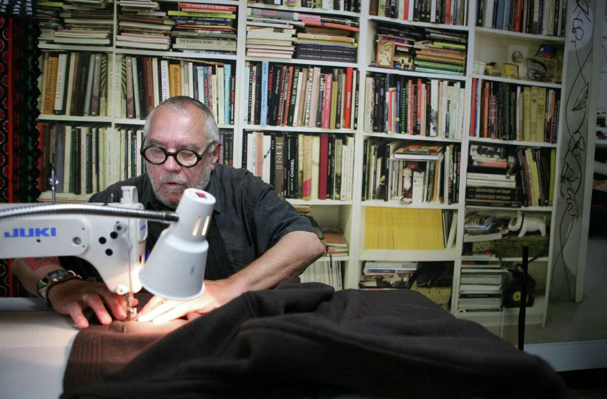 When Koos Van Den Akker came to San Francisco in 2008 to teach master classes at the Academy of Art University, he set up an exact copy of his New York work space.
