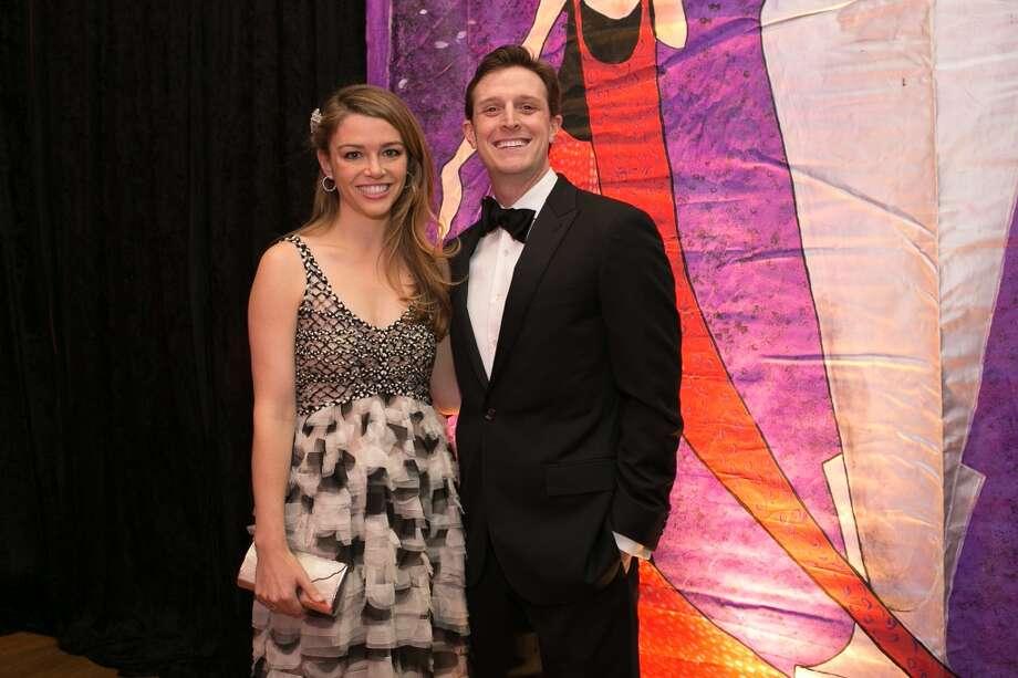 Brittany and Kevin Kushner Photo: Claire Shisler