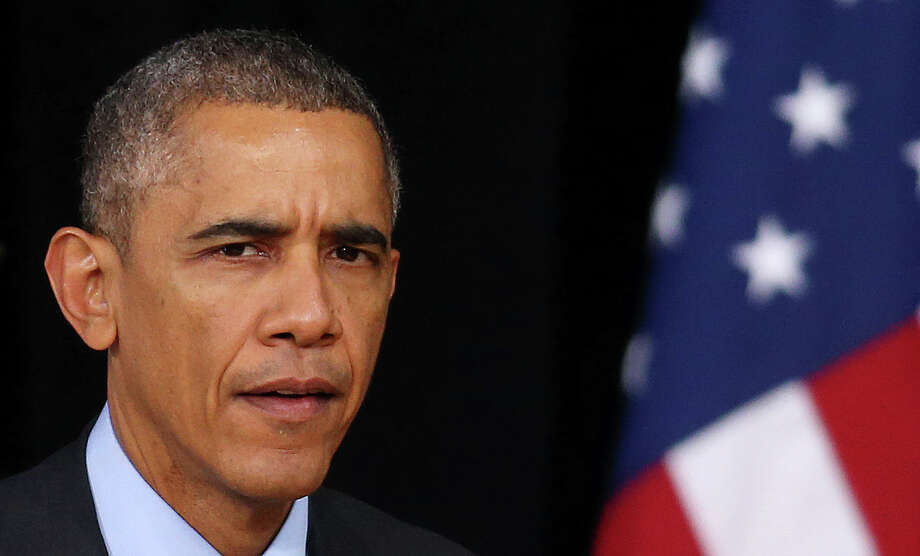 President Barack Obama's longtime advisers says Obama misled the public for years by claiming he opposed same-sex marriage when he actually supported it. Photo: Isaac Brekken, FRE / FR159466 AP