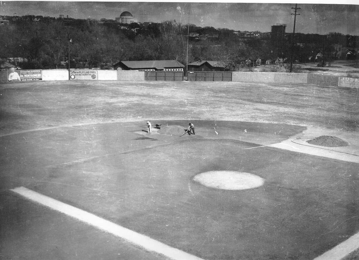 The Missions played at Tech Field from 1932-42 and 1946.