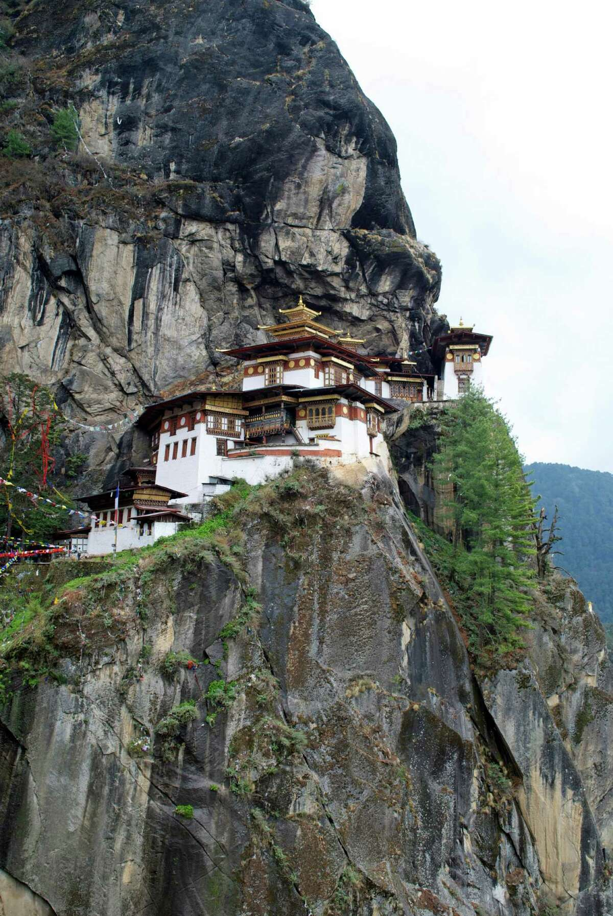 BHUTAN A policy of wellbeing over wealth creates a perfect balance of tourism and spirituality in this remote, mountainous country.