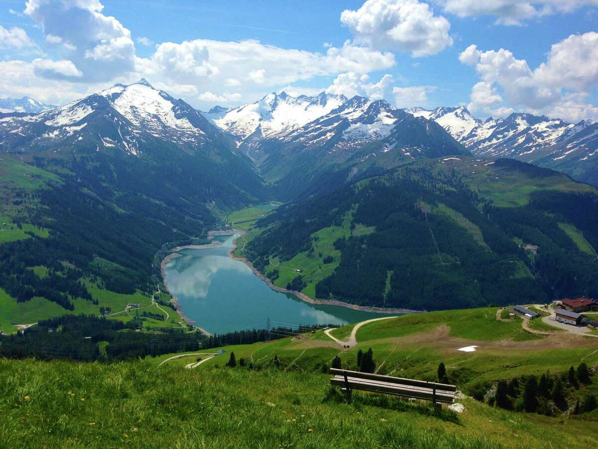 AUSTRIA The hills are alive! Did you know you can learn to yodel on the new Yodel Hiking Trail in the Austrian alps?