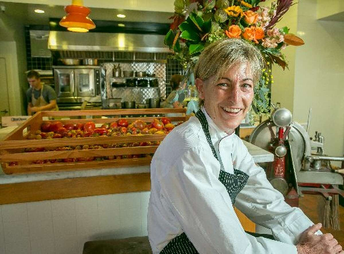Chef Polly Lappetito has been behind the stove since Ciccio opened in Yountville in 2013.