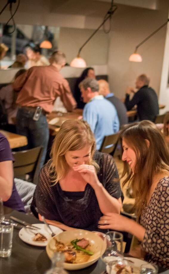HANG WITH YOUR BFF: Romantic relationships come and go —and your dearest friend has witnessed them all and still loves you. If that's not worth celebrating, then what is? Photo: John Storey, Special To The Chronicle