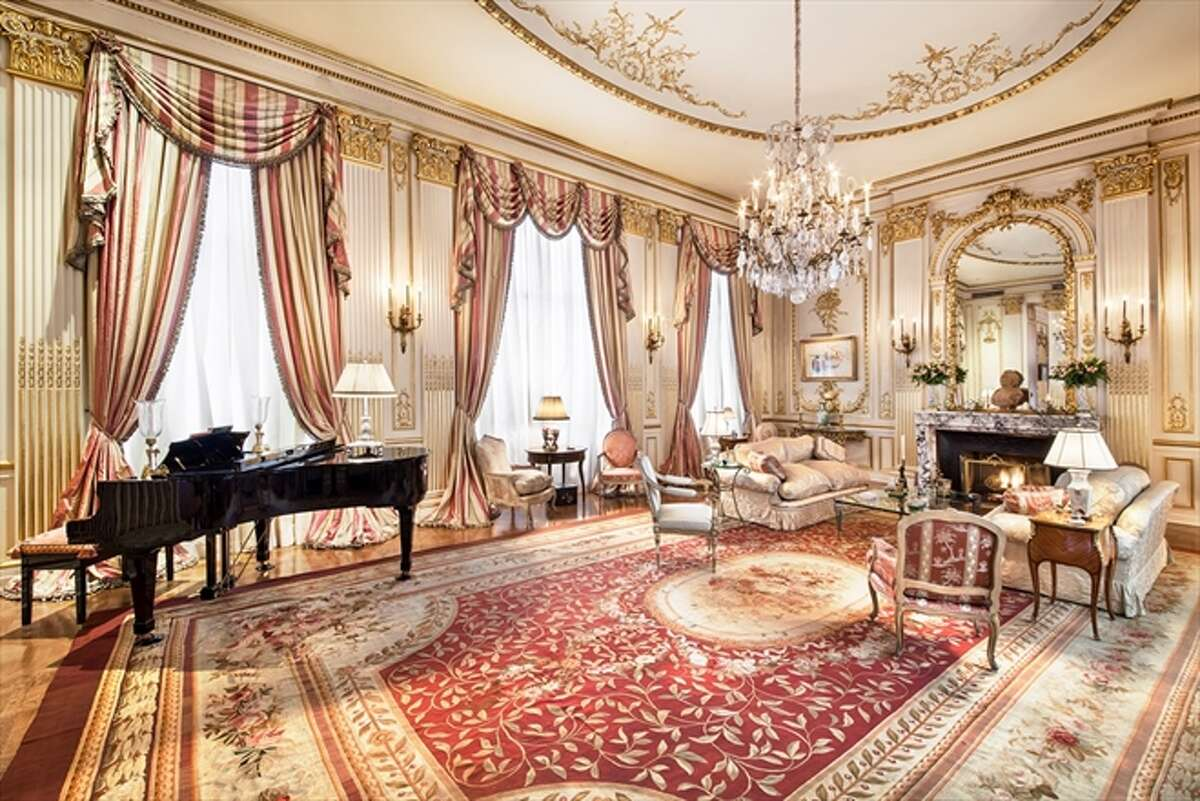 Joan Rivers' daughter is selling the late comic's $28 million penthouse just off of Central Park in Manhattan. The lavish 5,100-square-foot condominium, listed by Leighton Candler of Corcoran Group Real Estate, features palatial turn-of-the-century architecture in its 11 rooms.