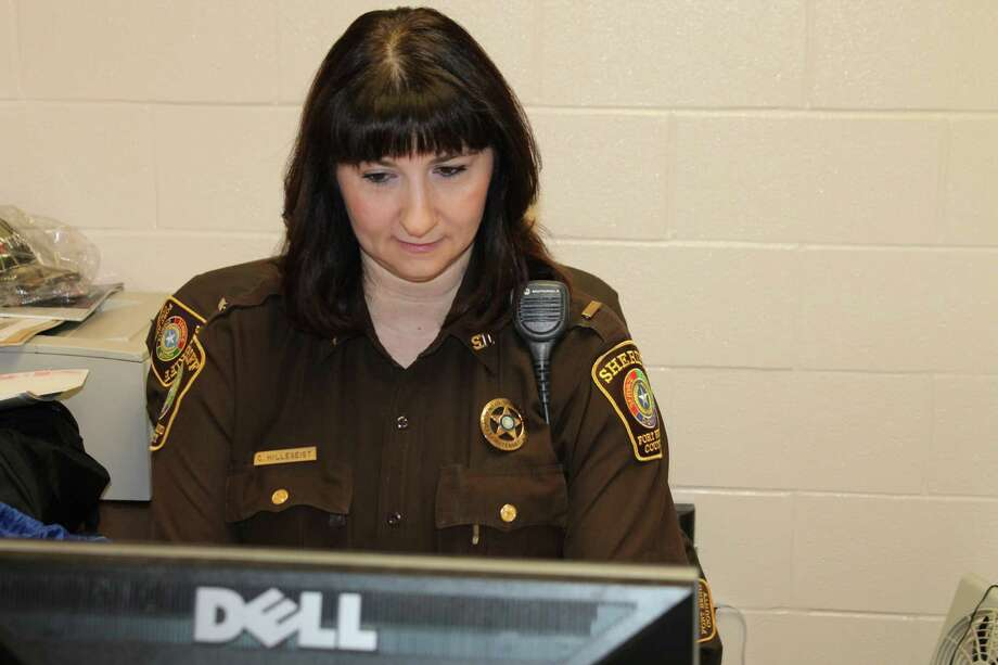 career officer becomes fort bend sheriff 39 s first female