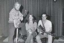"""ZZ Top in its infancy in May 1960. The band was billed as """"Zee Zee Top"""" by a mistaken yearbook club editor, it appears."""