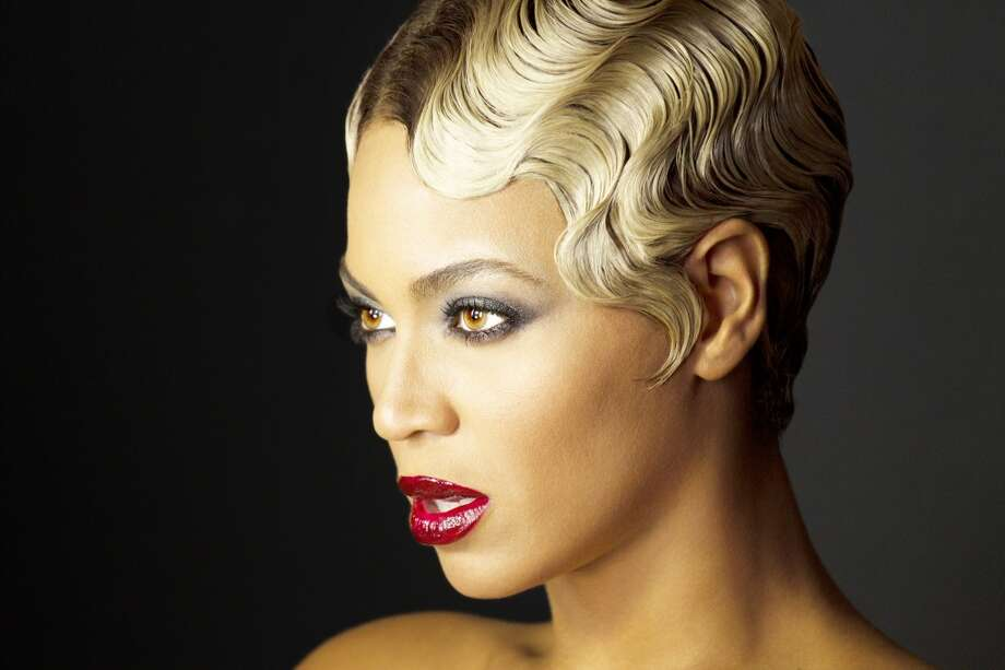 "Beyonce  in a scene from ""Haunted."" Photo by Nick Farrell. Photo: Photo By Nick Farrell"