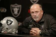 New Raider head coach Tony Sparano talked about a winning philosophy at the team. The Oakland Raiders named Tony Sparano as the team's interim head coach after the firing of Dennis Allen Tuesday September 30, 2014.